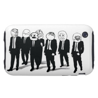 Rage Gang iPhone 3G/3GS Case Tough iPhone 3 Covers