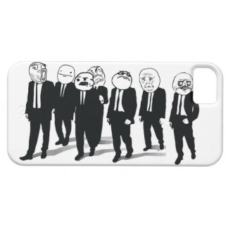 Rage Gang iPhone 5 Case
