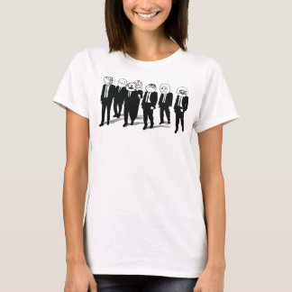 Rage Gang Ladies Spaghetti T-Shirt