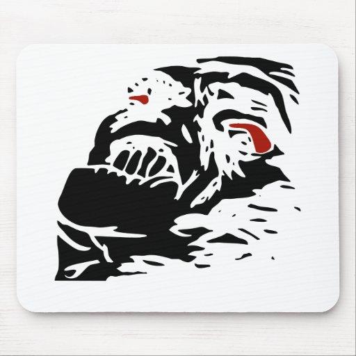 Rage guy mousepads