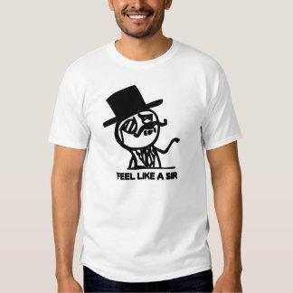 rage meme feel like a sir t-shirt