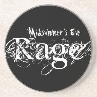 Rage - Midsummer's Eve Special Party Decor Beverage Coaster