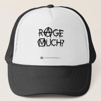 Rage Much? Trucker Hat