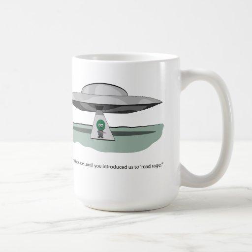 Rage Coffee Mugs