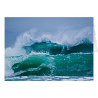 Rage of Waves Card