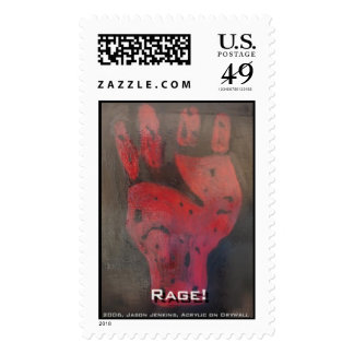 rage  postage stamps