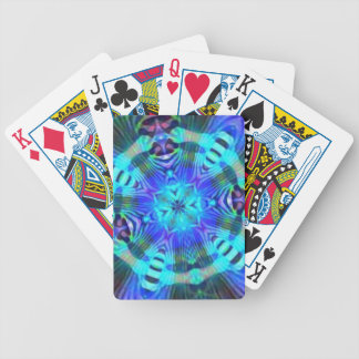 Rage Psychedelic Bicycle Playing Cards