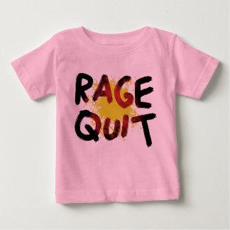 Rage Quit Baby T-Shirt