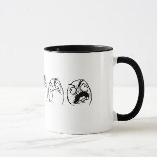 Rage Scale Mug