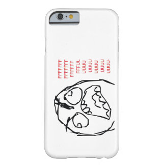 Rage Troll Barely There iPhone 6 Case