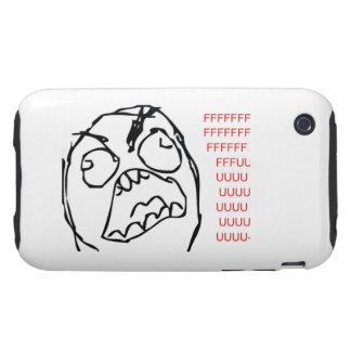 Rage Troll Tough iPhone 3 Case
