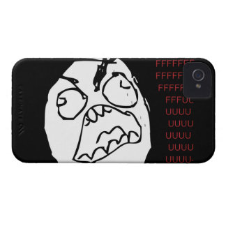 Rage Troll iPhone 4 Covers