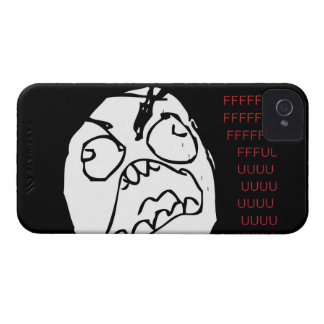 Rage Troll iPhone 4 Case