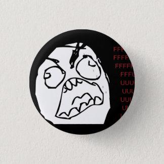 Rage Troll Pinback Button