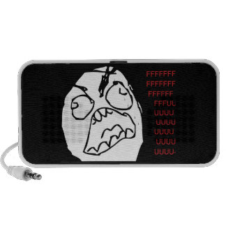 Rage Troll iPhone Speaker