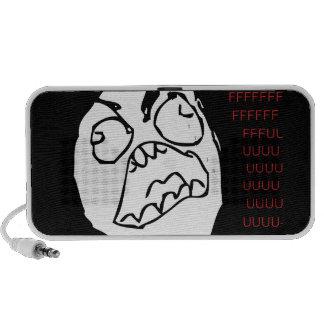 Rage Troll Speakers