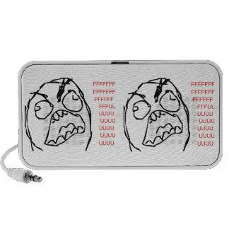 Rage Troll Travel Speaker