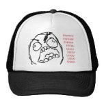 Rage Troll Trucker Hat