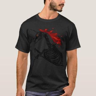 Rage - Unicorn Skeleton T-Shirt