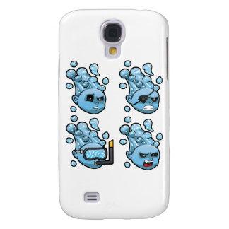Rageface Water Elementals Samsung Galaxy S4 Cover