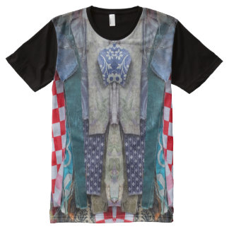 Raggamuffin 4 All-Over print t-shirt