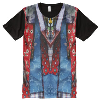 Raggamuffin 7 All-Over print t-shirt
