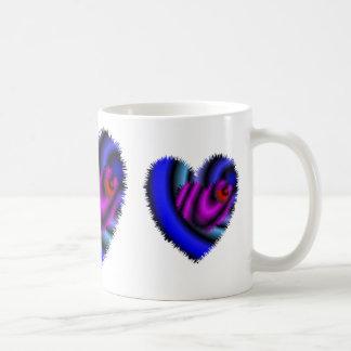 Ragged Hearts Mug