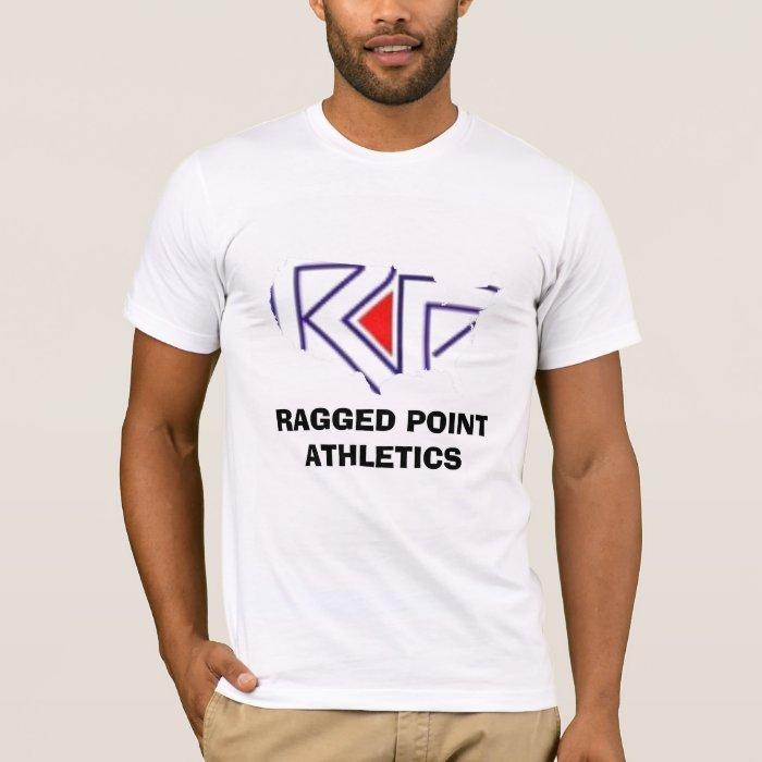 RAGGED POINT ATHLETICS - USA T-Shirt
