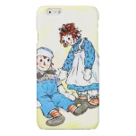 Raggedy Andy & Ann illustration Glossy iPhone 6 Case