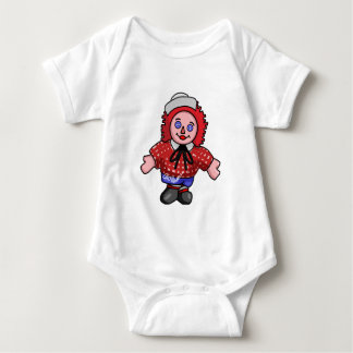 Raggedy Andy Baby Bodysuit