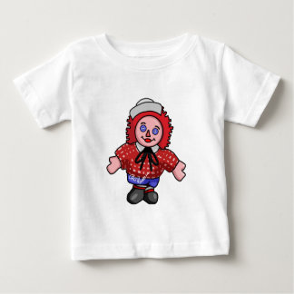 Raggedy Andy Baby T-Shirt