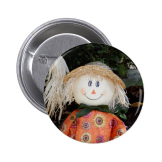 Raggedy Ann and Andy Pinback Button