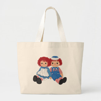 Raggedy Ann and Andy Tote