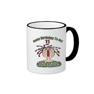 Raggedy Annie 11th Birthday Gifts Coffee Mug