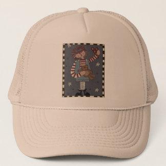 Raggedy Annie Trucker Hat