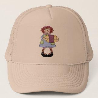 Raggedy April Trucker Hat