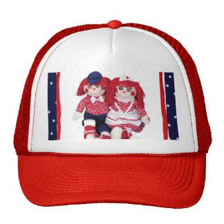 Raggedy Buddies Cap Trucker Hat