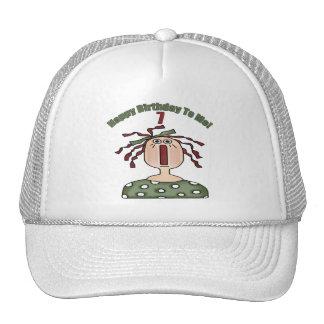 Raggedy Doll 7th Birthday Gifts Trucker Hat