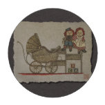 Raggedy Doll & Baby Buggy Poker Chip Set