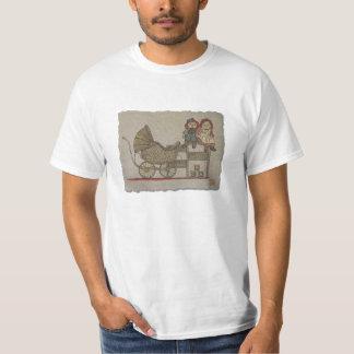 Raggedy Doll & Baby Buggy T-Shirt