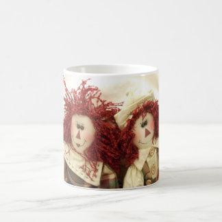 Raggedy Dolls Coffee Mug