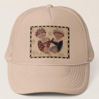 Raggedy Friends Trucker Hat