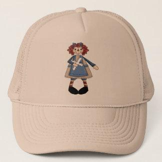 Raggedy January Trucker Hat