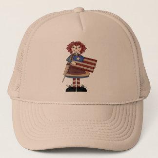Raggedy July Trucker Hat