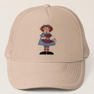 Raggedy June Trucker Hat