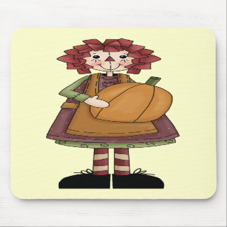 Raggedy October Mouse Pad