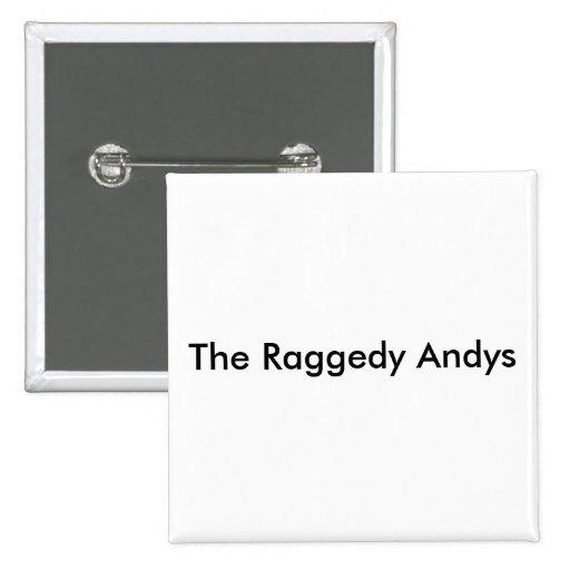 Raggedy Pin