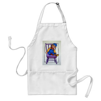 Raggy Andy Adult Apron