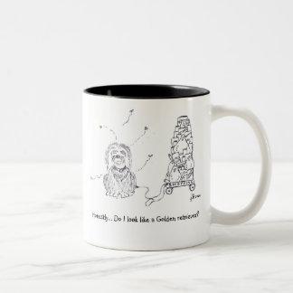 Raggy Dog - Shopping Shenanigans! Coffee Mugs
