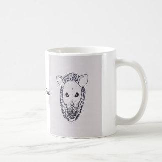 Ragin' Rat Coffee Mug